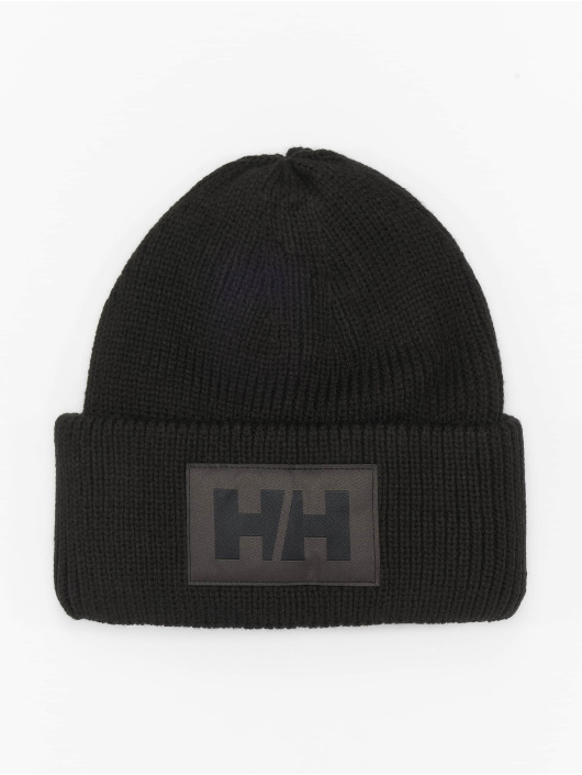 Helly Hansen Beanie Box svart