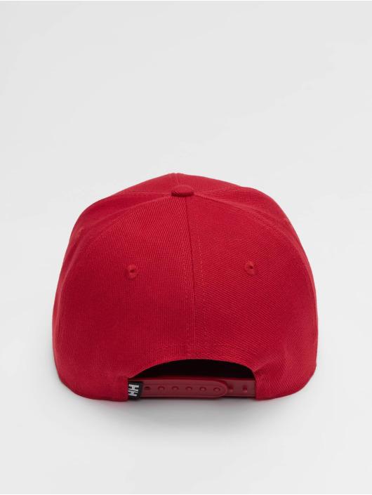 Helly Hansen Casquette Snapback & Strapback HH Brand rouge