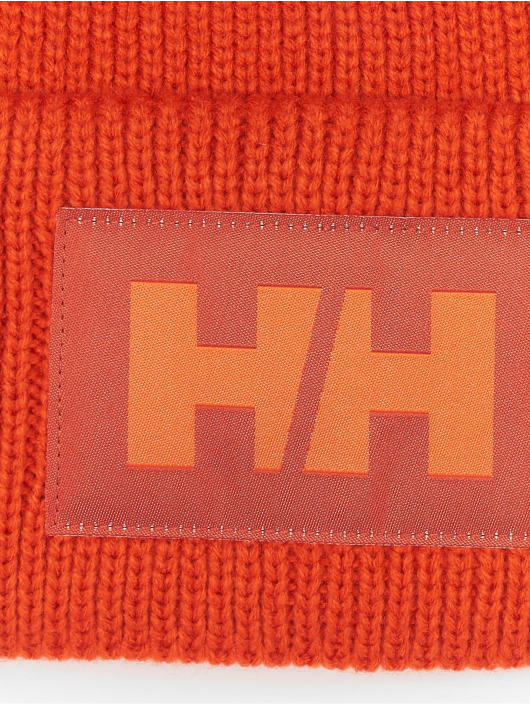 Helly Hansen Czapki Box pomaranczowy