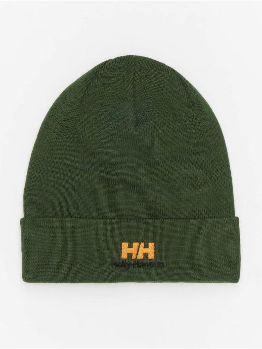 Helly Hansen Czapki YU zielony