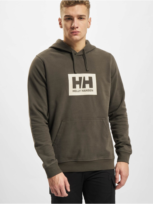 Helly Hansen Hoodie Box grey