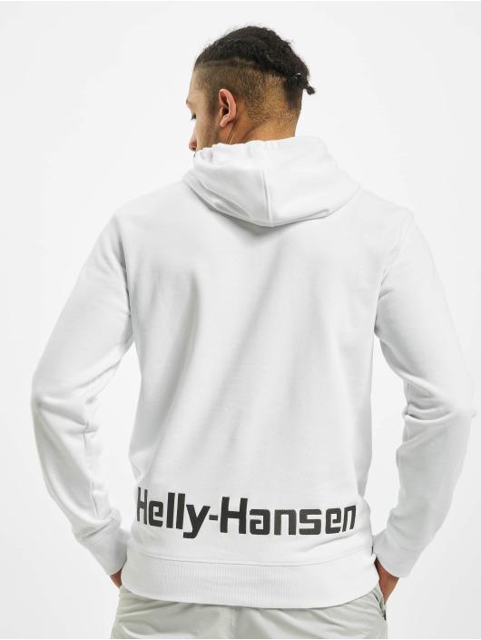 Helly Hansen Hoodie YU20 Logo white