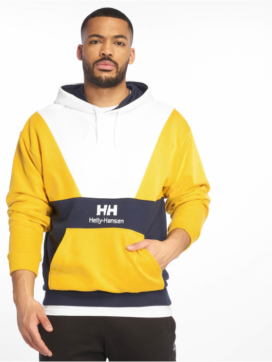 Helly Hansen Hoody Urban Retro geel