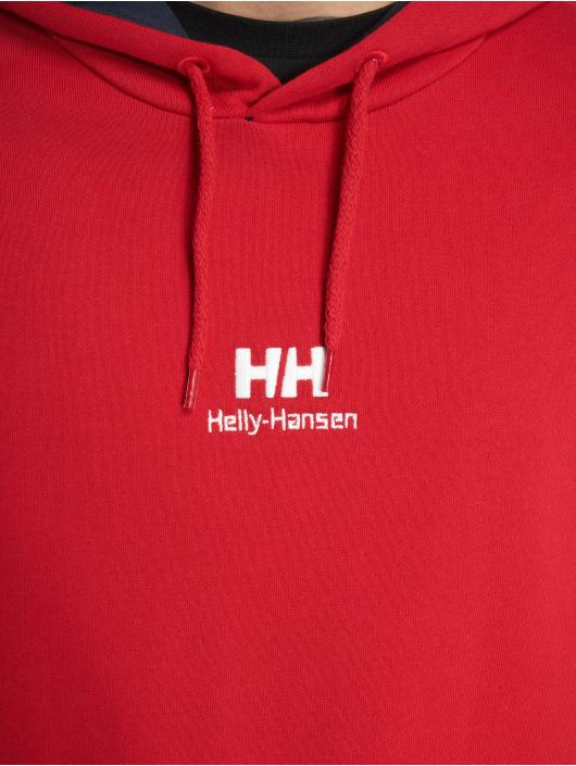 Helly Hansen Hoody HH Urban 2.0 rot
