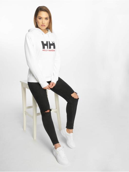 Helly Hansen Hoody HH Logo weiß