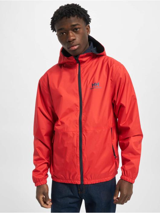 Helly Hansen Lightweight Jacket YU20 Reversible red