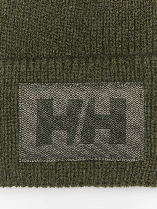 Helly Hansen Luer Box Beanie grøn