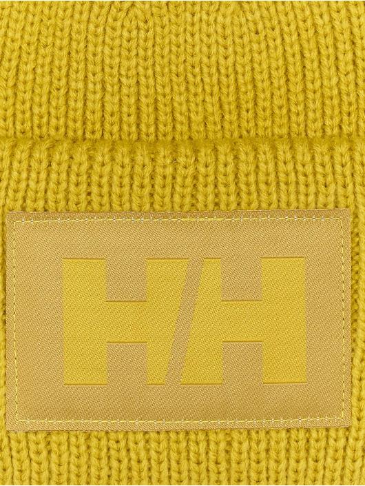 Helly Hansen Pipot Box Beanie keltainen