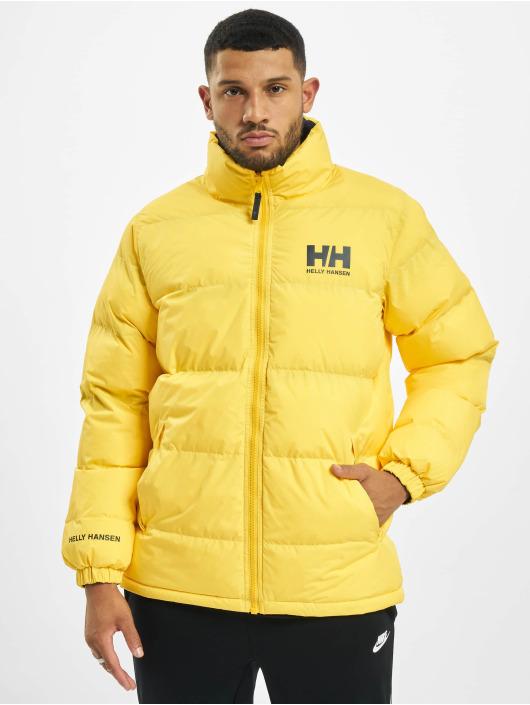 Helly Hansen Prešívané bundy Urban Reversible žltá