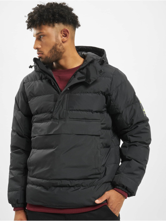 Helly Hansen Puffer Jacket YU Puffer black