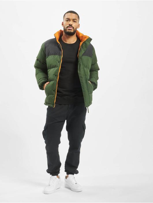 Helly Hansen Puffer Jacket YU green