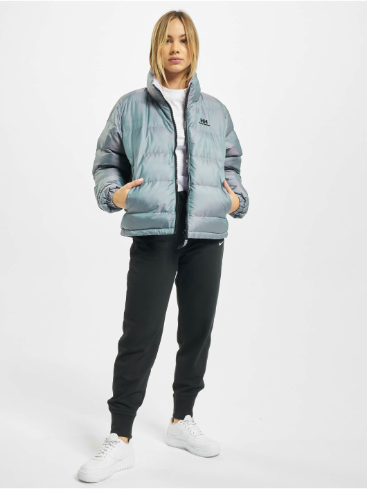 Helly Hansen Puffer Jacket Reversible violet