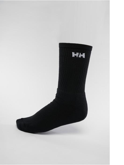 Helly Hansen Socks 3-Pack Sport black