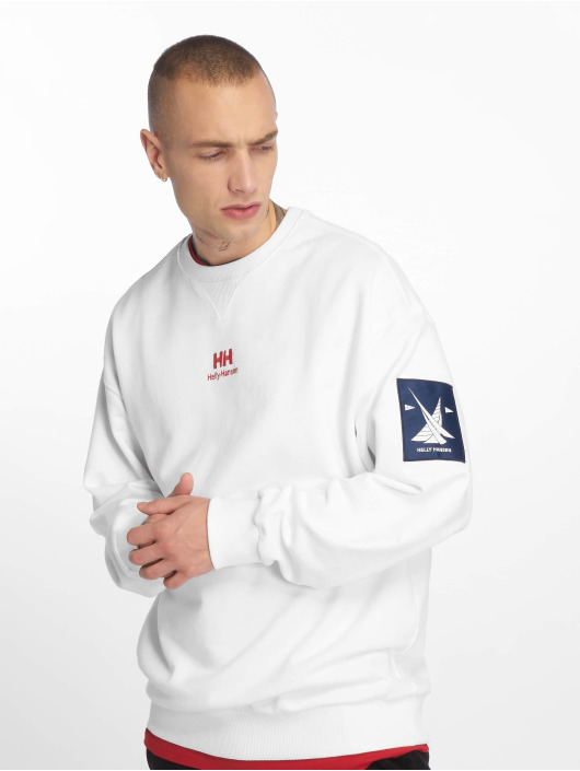 Hansen 0 Hu Urban 2 White Sweatshirt Helly w0m8Nnv