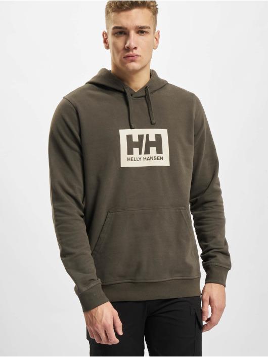 Helly Hansen Sweat capuche Box gris
