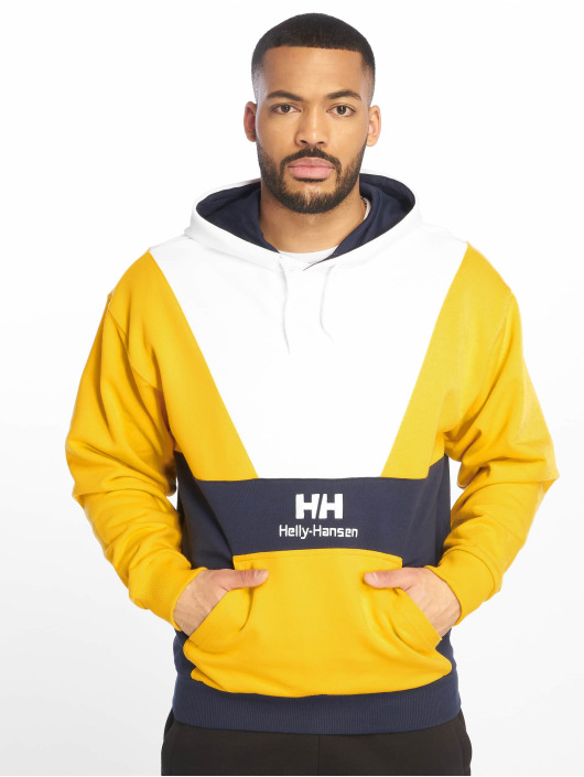 Helly Hansen Sweat capuche Urban Retro jaune