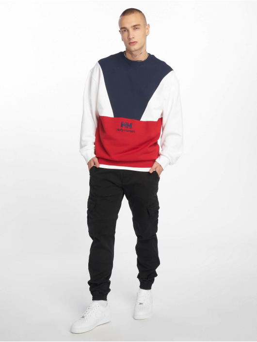 Helly Hansen Swetry HH Urban Retro czerwony