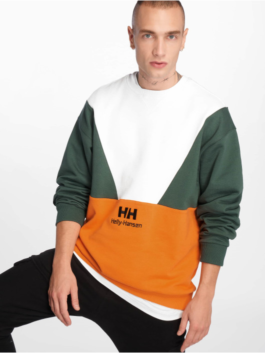 Helly Hansen Swetry HH Urban Retro pomaranczowy