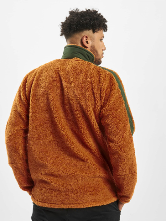 Helly Hansen Swetry YU 1/2 Zip Pile pomaranczowy