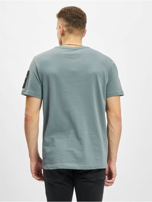 Helly Hansen T-paidat YU Patch harmaa