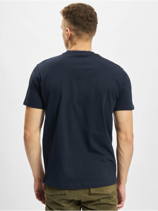 Helly Hansen T-Shirt Box blau