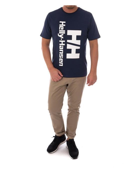 Helly Hansen T-Shirt Retro blue