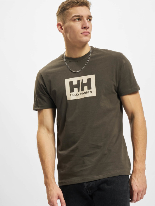 Helly Hansen T-shirt Box grå