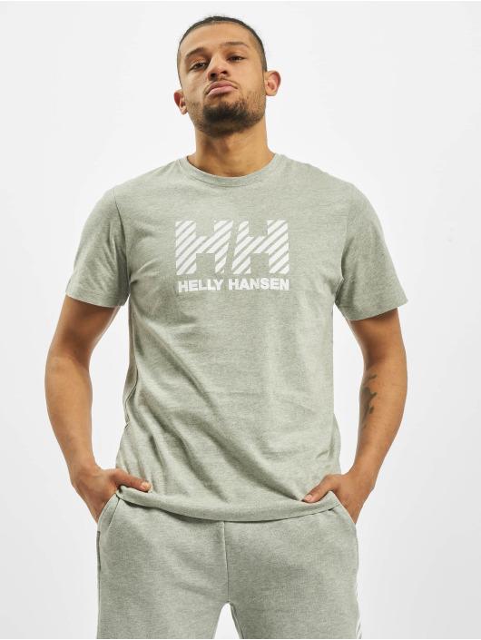 Helly Hansen T-Shirt Active grau