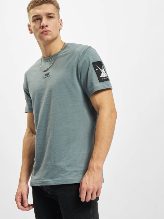 Helly Hansen T-Shirt YU Patch grey