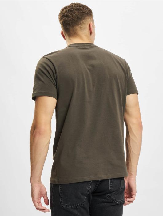 Helly Hansen t-shirt Box grijs