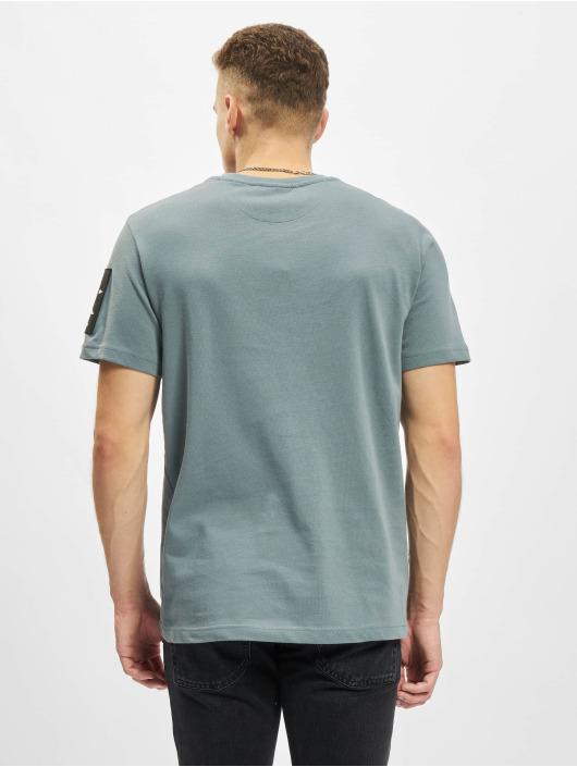 Helly Hansen t-shirt YU Patch grijs