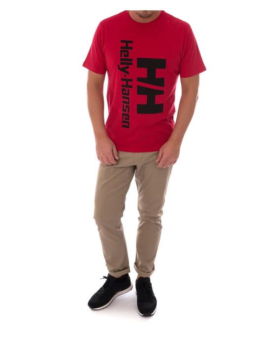 Helly Hansen T-Shirt Retro red