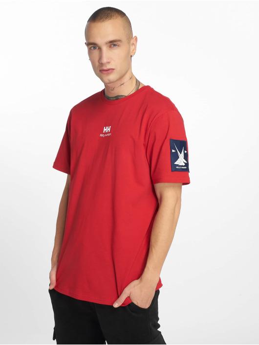 Helly Hansen T-Shirt HH Urban 2.0 rot