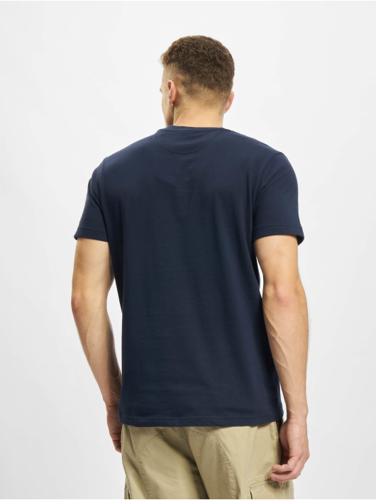 Helly Hansen T-shirts YU Patch blå