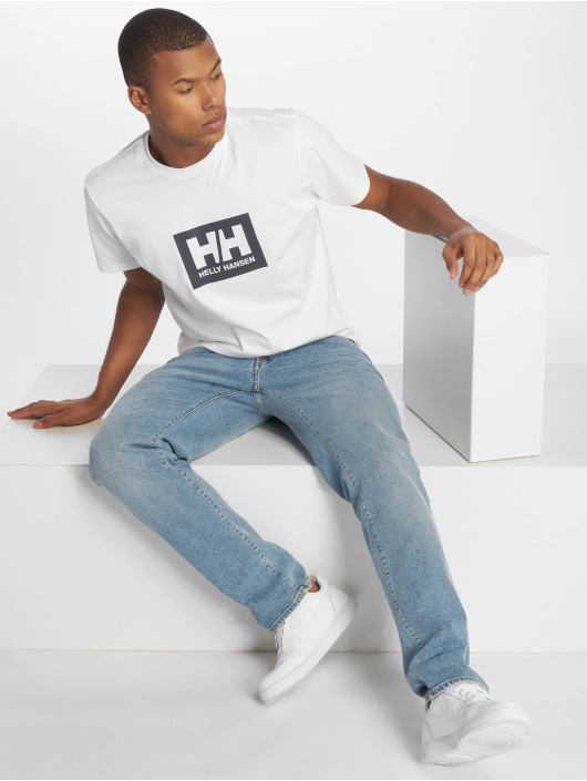 Helly Hansen T-Shirty Tokyo bialy