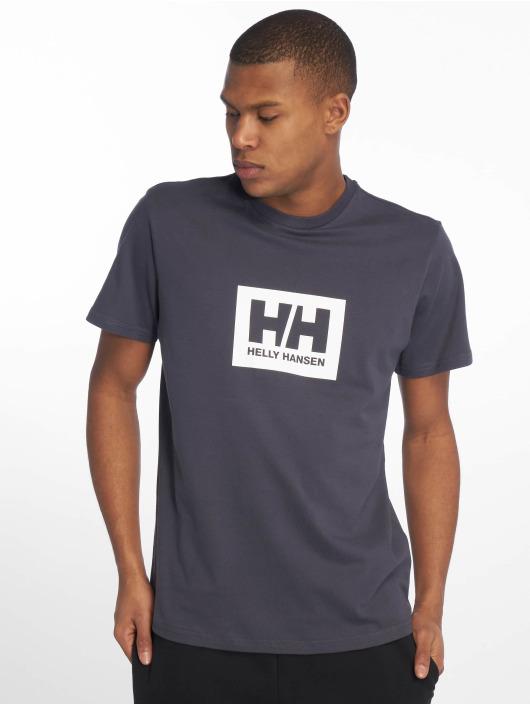 Helly Hansen T-Shirty Tokyo niebieski