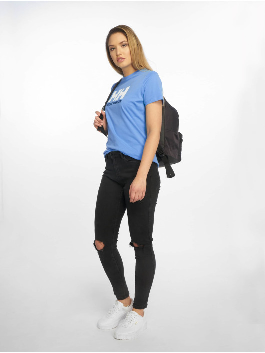 Helly Hansen T-Shirty HH Logo niebieski
