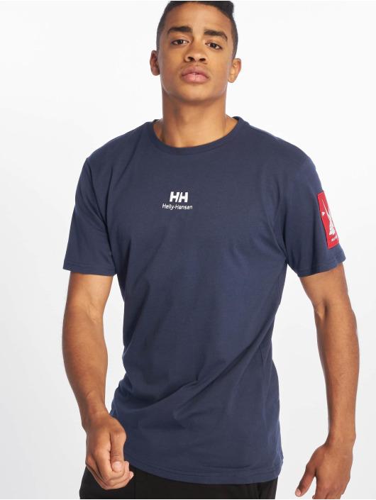 Helly Hansen T-skjorter HH Urban 2.0 blå