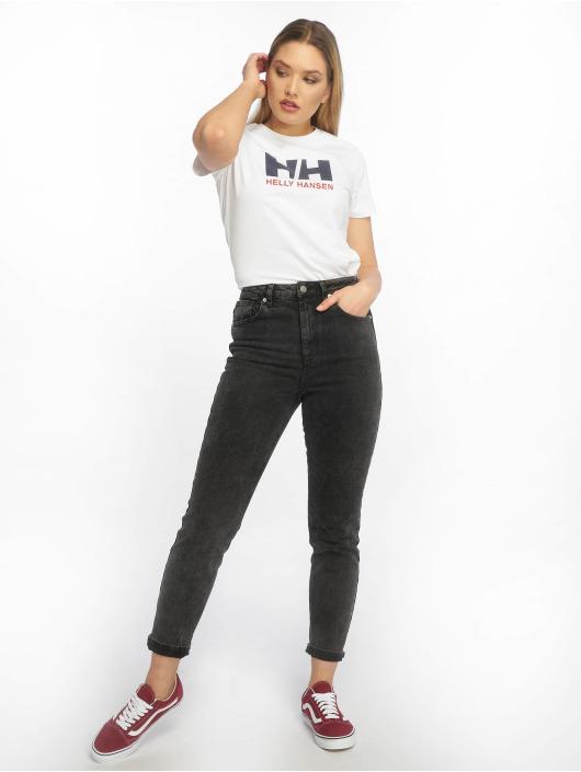 Helly Hansen T-skjorter HH Logo hvit