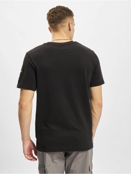 Helly Hansen T-skjorter YU Patch svart