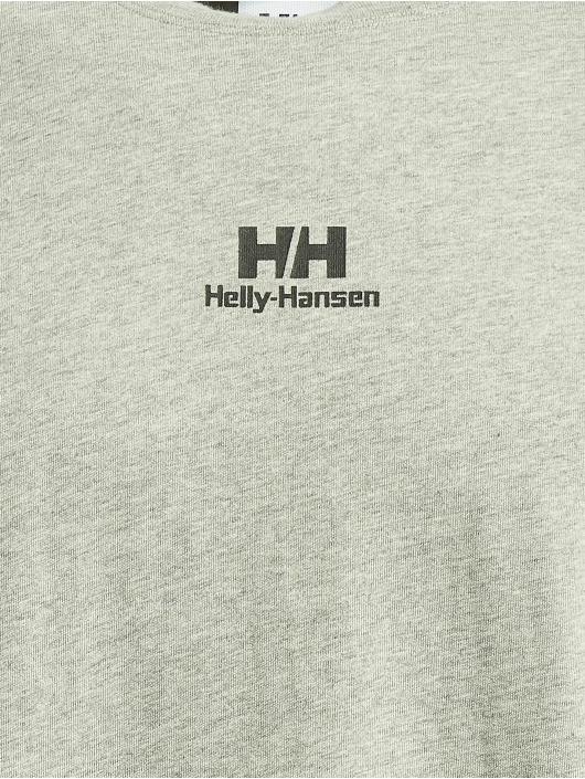 Helly Hansen Tričká YU20 Logo šedá
