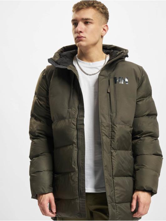 Helly Hansen Winter Jacket Active Long khaki