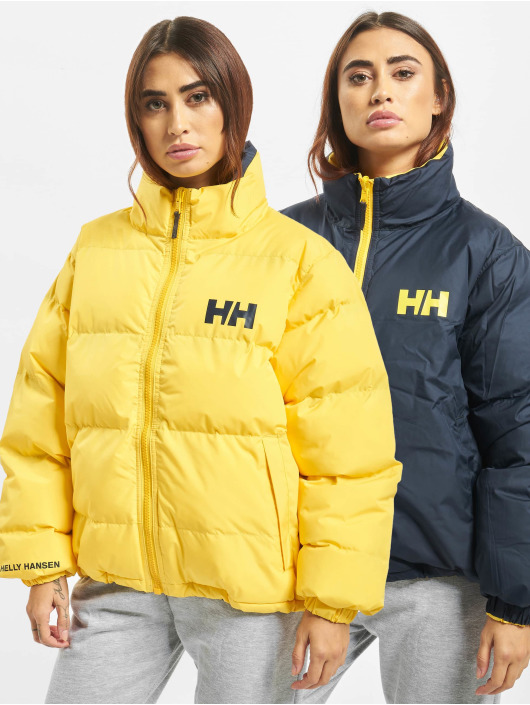 Helly Hansen Winter Jacket Urban Reversible yellow