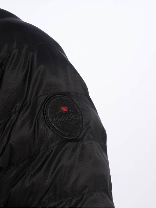 Helvetica Winter Jacket Jord black