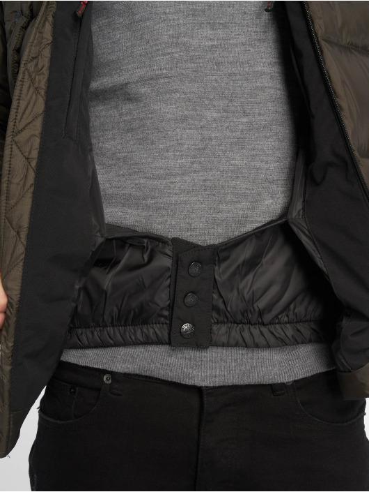 Helvetica Winter Jacket Summit khaki