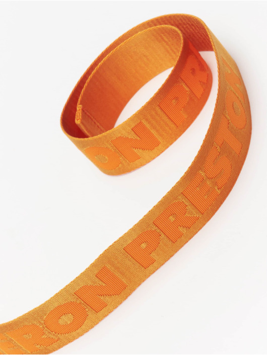 Heron Preston Bälte Classic apelsin