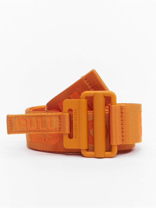 Heron Preston Belt Tape orange
