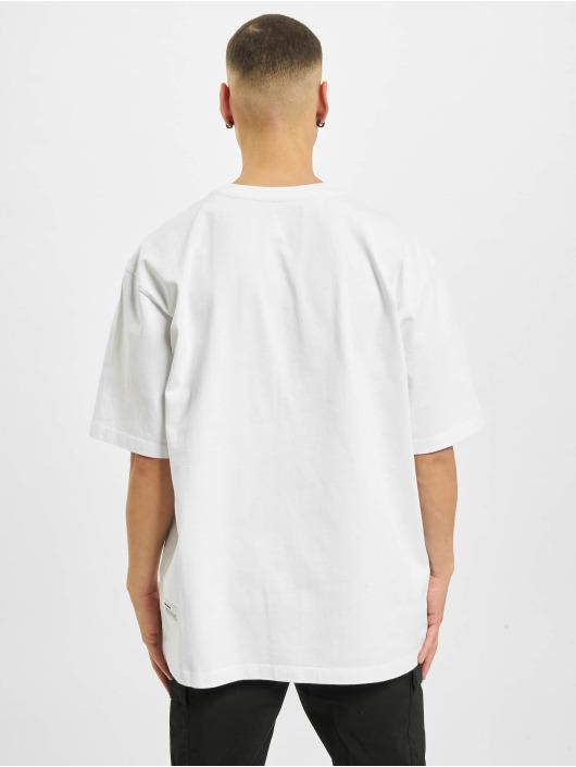 Heron Preston Camiseta Print blanco