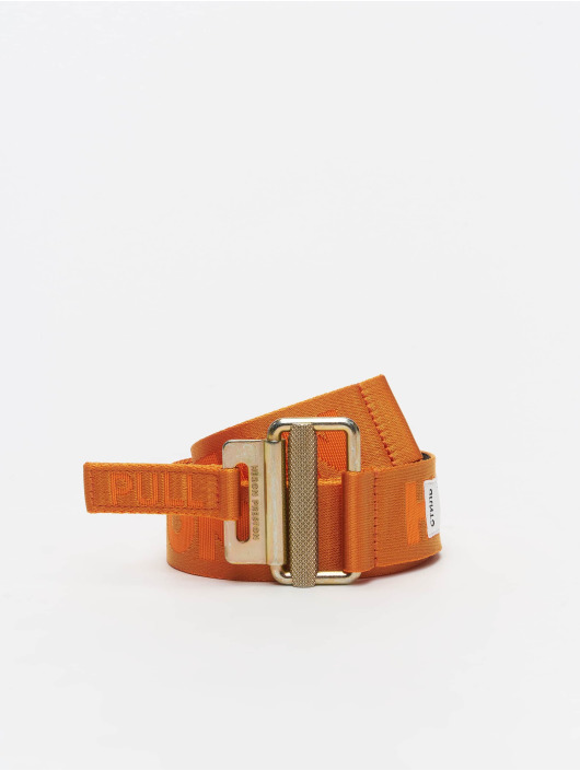 Heron Preston Ceinture Classic orange