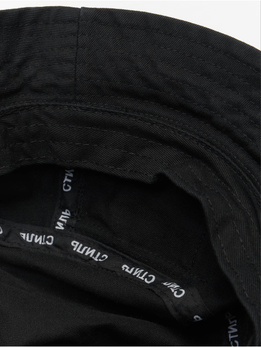 Heron Preston Chapeau Logo noir